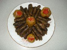 Turkish Recipes: Olive Oil Stuffed vegetables aka Dolma
