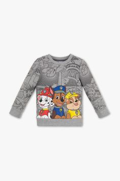 Boys' Clothing (2-16 Years) Logical Boys Girls Kids Official Paw Patrol Character T-shirt Short Sleeve Top 2-7 Years
