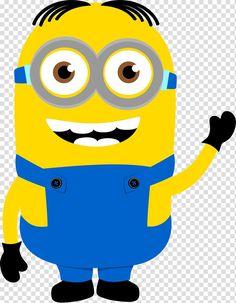 Minions YouTube Bob the Minion , hello transparent. Image Minions, Minions Images, Minion Movie, Minions Despicable Me, Minion Birthday, Minion Party, Birthday Ideas, Minion Clipart, Minions Clips