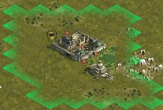التوسع في لعبة أرض المعارك
