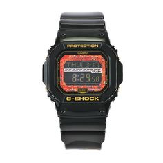 Casio Mens GLS5600KL1 GShock Black Digital Dial Chronograph Watch -- Click image to review more details.Note:It is affiliate link to Amazon.