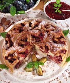Waffles, Raspberry, Breakfast, Desserts, Food, Cakes, Gastronomia, Morning Coffee, Tailgate Desserts