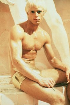 Still of Peter Hinwood in The Rocky Horror Picture Show