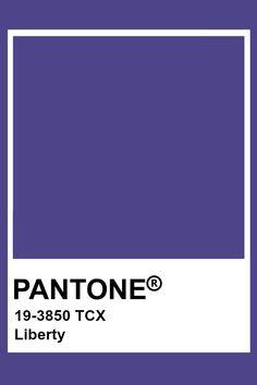 Pantone Colour Palettes, Pantone Color, Tru Colors, Colours, Pantone Tcx, Purple Iris, Textiles, Colour Board, Aesthetic Stickers