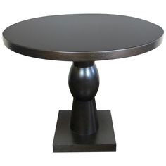 Christian Liaigre for Holly Hunt Scarabee table | From a unique collection of antique and modern side tables at https://www.1stdibs.com/furniture/tables/side-tables/