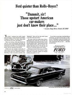 Ford Galaxie 500 LTD (1965)