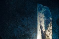 HandMade Industrials | Oxidation Aftermath | Alabaster Light | Detail