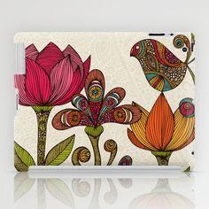 In The Garden - iPad Case  by Valentina Harper $60.00
