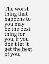The worst....