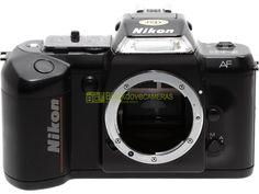 Blackdove-Cameras > Nikon F401 reflex autofocus a pellicola. Garanzia 12 mesi. F-401