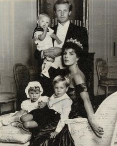 casiraghi family