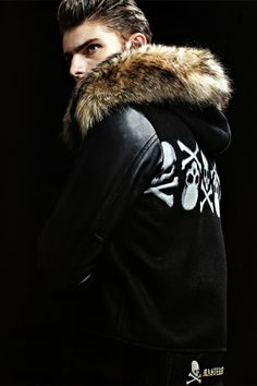 """Image of SENSE: mastermind JAPAN 2012 Fall/Winter """"new order"""" Collection Editorial"""