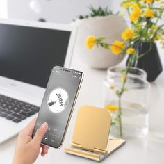 Non-Slip Phone Table Stand Phone Table, Smartphone, Latest Phones, Tablet Stand, Mobile Accessories, Electronics Gadgets, Support, Phone Holder, Product Launch