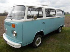 volkswagen t2 bus 1977