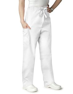 Unisex fit, natural-rise, tapered leg pants It's a modern version of a longstanding tradition features right leg patch pocket, back hip pocket and flat woven tape drawstring Inseam 33 --FOR BEST FIT PLEASE CHECK OUR SIZE CHART-- Swat Costume, Costumes, White Scrubs, Scrubs Uniform, Tall Pants, Medical Uniforms, Medical Scrubs, Scrub Pants, Drawstring Pants
