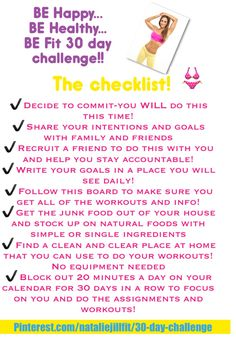 Comment below if you are in!! Re-pin to stay commuted! 30 day challenge starts July 1! Are you ready?