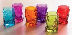 love colored glass.