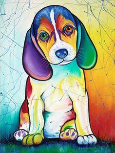 The Beagle | The Artwork of Steven Schuman