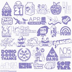 Jared Nickerson  Logos