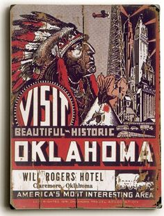 Visit Claremore, Oklahoma, a Route 66 town with a vibrant history.