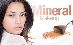 We provide mineral makeup services that are really good for your skin! Know more about our mineral makeup services: