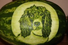 Click to VOTE for this #watermeloncarving! By Aneta Lekas
