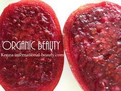 Prickly Pear Seed oil: the new hot beauty miracle Organic Beauty: KENZA Pure Prickly Pear Seed Oil  #pricklypearseedoil #barbaryfigoil #aknari
