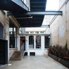 Red Bull Station - Galeria de Imagens | Galeria da Arquitetura