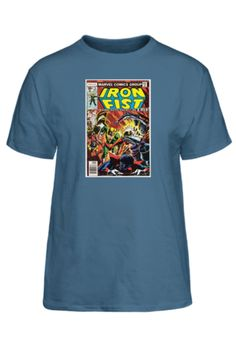 Comic book cover 3 Basic Tee