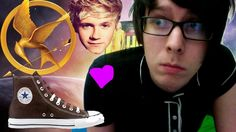 The Hunger Games (and gay shoe marriage)