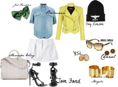 """""""street style"""" by pastylez on Polyvore"""