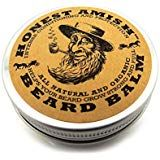 Honest Amish Beard Balm Leave-in Conditioner - Made with only Natural and Organic Ingredients - 2 Ounce Tin : Beauty Grow A Thicker Beard, Thick Beard, Short Beard, Beard Conditioner, Leave In Conditioner, Beard Styles For Men, Hair And Beard Styles, Ingrown Facial Hair, Amish Beard