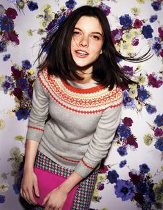 I've spotted this @BodenClothing Fair Isle Yoke Jumper