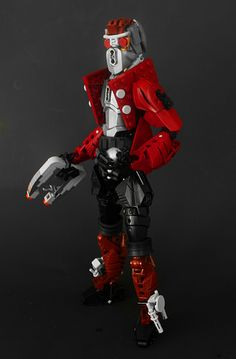Bionicle Star-Lord from Guardians of the Galaxy