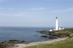Scurdie Ness Lighthouse - The Museum of Scottish Lighthouses