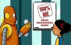 BrainPOP Jr. | Illegal Drugs | Lesson Ideas