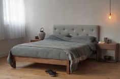 Natural Bed Company offer a range of solid wood beds and bedroom furniture, mattresses, bedding and home accessories. Scandinavian Bed Frames, Scandinavian Bedding, Scandinavian Style, Winter Bedroom, Home Bedroom, Bedroom Ideas, Dream Bedroom, Sophisticated Bedroom, Bed Company