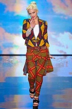 Vibrant Ways To Mix Match African Prints | FashionGHANA.com: 100% African Fashion