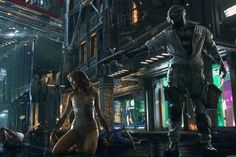 CD Projekt RED Are Throwing Everything They Have At Cyberpunk 2077 - http://viralfeels.com/cd-projekt-red-are-throwing-everything-they-have-at-cyberpunk-2077/