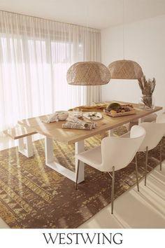 Dining Room Design, Dining Room Table, Interior Design Living Room, Living Room Decor, Bedroom Decor, Decoration Inspiration, Dining Room Inspiration, Home Decoration, Decorating Your Home