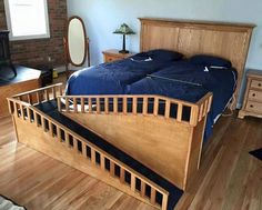 Diy Dog Ramp Best Of Amazing Diy Pet Ramp Link to Included for Details. Dog Ramp For Bed, Pet Ramp, Diy Dog Bed, Homemade Dog Bed, Bed For Dogs, Bunk Beds With Stairs, Kids Bunk Beds, Dog Stairs For Bed, Dog Furniture