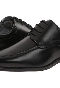 Florsheim Forum Bike Toe Oxford (Black Smooth) Men's Plain Toe Shoes - Florsheim, Forum Bike Toe Oxford, 14155-001-001, Footwear Closed Plain Toe, Plain Toe, Closed Footwear, Footwear, Shoes, Gift, - Fashion Ideas To Inspire
