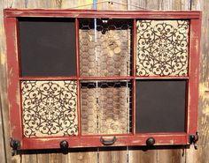 pinterest crafts burlap and chicken wire | ... Burlap & Chicken Wire Crafts, House Decor, Crafty Ideas, Window Frames