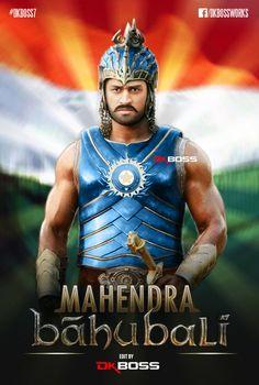 #MSD #Dhoni #MahendraBahubali #bahubali #cricket #dkboss7 #MSDhoni #bahubali2 #ChampionsTrophy17 #icc #mahi