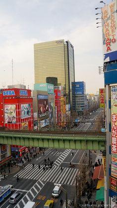 Akihabara Station (秋葉原駅)