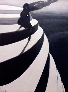 Vertigo Magic Staircase, Léon Spilliaert