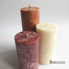 Decolio Candles - Marsala