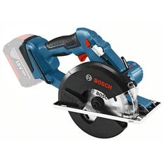 Bosch 18V Cordless Metal Circular Saw - SKIN ONLY #GKM18V-LI-BB