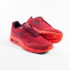 Nike Air Max 1 Ultra Moire: Red
