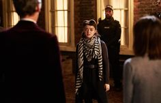 Ashildr/Mayor Me (Maisie Williams) returns with a replicant-worthy 'do on Doctor Who.